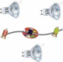 Eglo Jolly Children's Lighting GU10, 150 W,