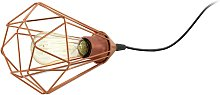 Eglo Tarbes Table Lamp - Copper