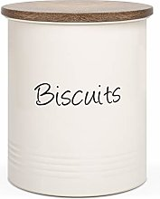 EHC Airtight Biscuit/Cookie Storage Canister with