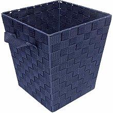 EHC Woven Polypropylene Waste Paper Bin Basket