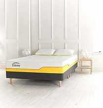 Ehhmy 4FT6 Double Luxury Soft Memory Foam Coolblue