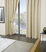 eHome Store Thermal Eyelet BLACKOUT Curtain Pair