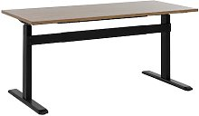 Ehrlich Height Adjustable Standing Desk Ebern