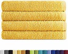 Eiffel Textile Packs Ducha 70x140 cm gold