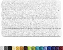 Eiffel Textile Packs Lavabo 50x100 cm white