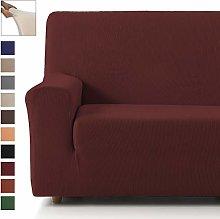 Eiffel Textile Stretch Sofa Cover, Rustic Style