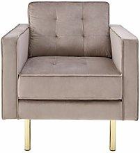 Eileen Armchair Canora Grey Upholstery Colour: