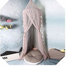 Eileen Ford Bed Curtains Canopy| Baby Bed Mosquito