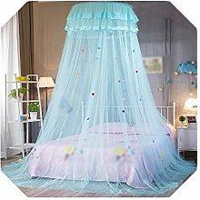 Eileen Ford Canopy For Girls| Hung Dome Mosquito