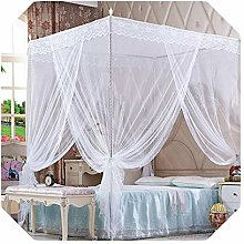 Eileen Ford For Girls Bed| Quadrate Mosquito Net