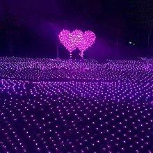 EiYao Fairy Lights LED, Net Light/String Light