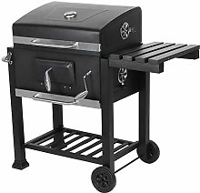 Ejoyous Barbecue grill cart, charcoal grill