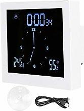 Ejoyous Bathroom Clock, Waterproof IP65 LCD