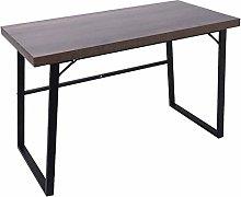 Ejoyous Computer Desk, Wood Study Table, Black