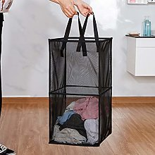 EJY Square Foldable Pop Up Mesh Washing Laundry