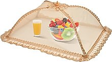 EKKONG Foldable Food Bell,Food Cover Folding
