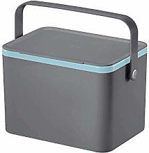 EKO - Deco Food Waste Caddy - Countertop Bin for