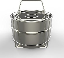 ekovana 3qt Mini Stackable Stainless Steel