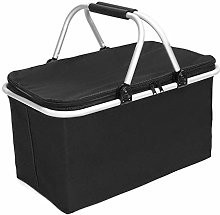 EKYJ Insulated picnic bag Oxford Cloth Folding