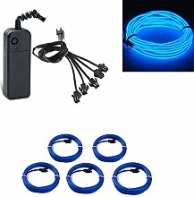 EL Wire Neon Light Powered Wire Pack Drivers with
