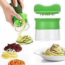 eLander Vegetable Spiralizer - Spiral Noodles