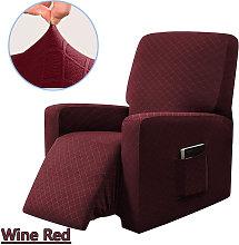 Elastic Recliner Sofa Slipcover Armchair Sofa
