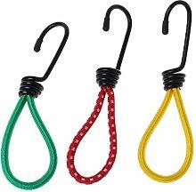 Elastic Rope Buckle Tent Hook Cord Fastener Fixing