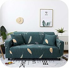 Elasticated L-Shaped Sofa Cover for Living Room -