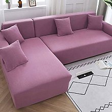 Elasticity Sofa Cover,Sectional Corner L-Shaped