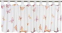Elbersdrucke Bistro Curtain Mariposa 04