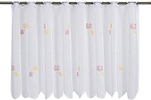 Elbersdrucke Bistro Curtain, Polyester,