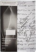 Elbersdrucke Loveletter 00 Bistro Curtain Panel 48