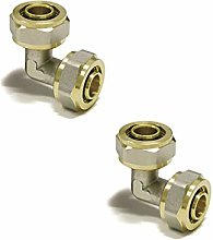 Elbow 16mm - 16mm Connector COMPRESSIO for