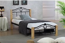 Elburn Bed Frame Marlow Home Co.