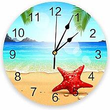 Eld Diameter 25cm Ocean Beach Starfish Green