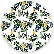Eld Diameter 25cm Pineapple Palm Leaves Tropical