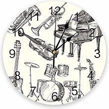 Eld Diameter 25cm Popular Instrument Piano Drum