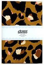 Eleanor Bowmer - Caramel Leopard Print Tea Towel