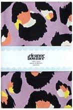 Eleanor Bowmer - Lilac Leopard Print Tea Towel