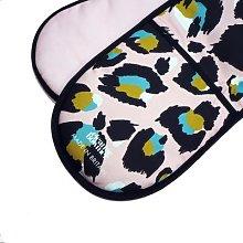 Eleanor Bowmer - Pink Leopard Print Oven Gloves
