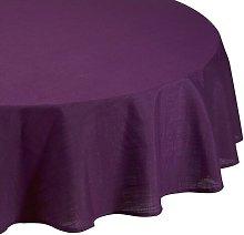Eleanora Tablecloth Symple Stuff Colour: Purple