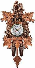 ELECMYL Cuckoo Pendulum Wall Clock with Quartz