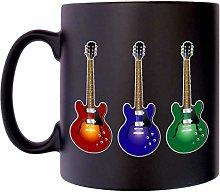 Electic 3 Guitars Rock Music Musical Klassek Music