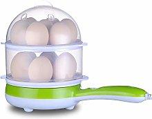 Electric 7 Egg Boiler Steamer Cooker with Buzzer -