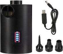 Electric Air Pump Inflatable Pump Rechargeable Air
