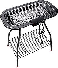 Electric Barbecue, 2 in 1 Charcoal Grill Household