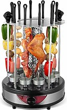 Electric Barbecue Grill,360°Automatic Rotating