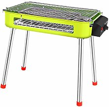 Electric barbecue grill electric smokeless