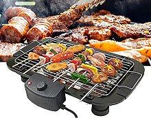 Electric Barbecue Grill Indoor Smokefree Portable
