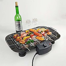 Electric Barbecue Grill Indoor Smokefree Table BBQ